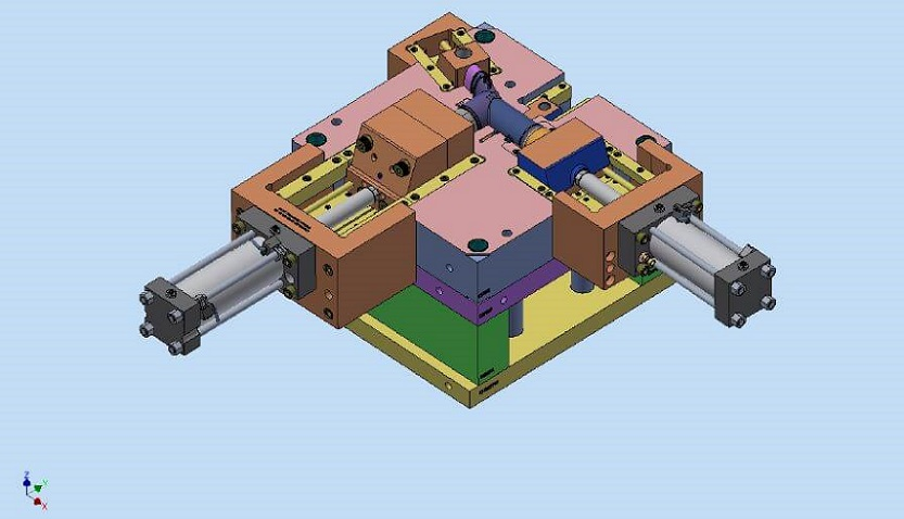 Plastic injection mould tooling UK